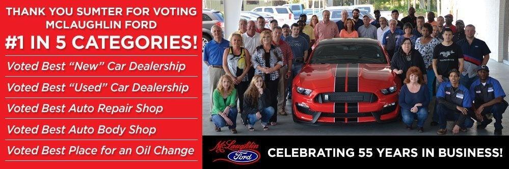 Ford Service Department | Automotive Service Sumter